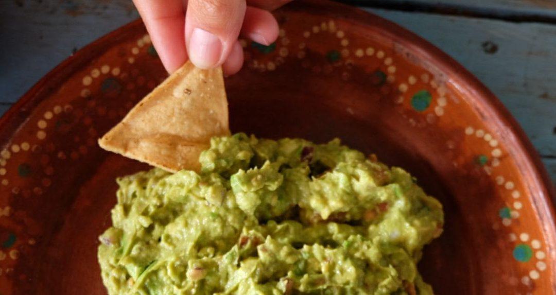 Guacamole messicano storia ricetta produzione