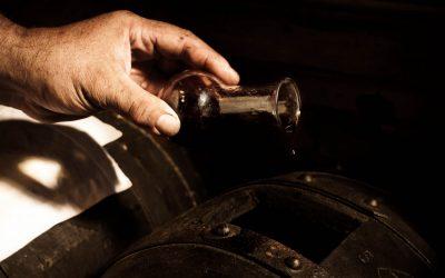 Le véritable et unique or noir : le VINAIGRE BALSAMIQUE TRADITIONNEL