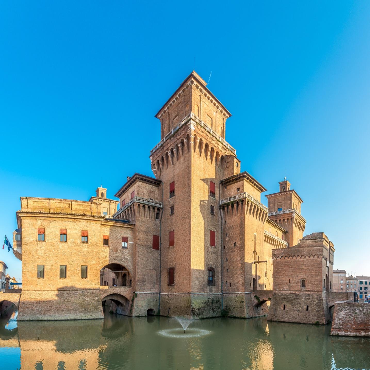 Ferrara_castello_Pasticcio_ferrarese
