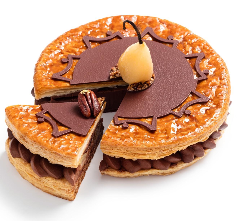 Galette-2021-La Maison-du-Chocolat